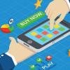 数据 | AppsFlyer:2016年Q4,93%的移动游戏广告支出用于视频广告