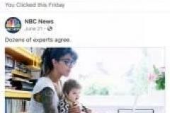 观察 | Facebook用户新功能:显示最近点击广告清单