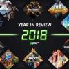 观察 | 2018年Steam游戏销量TOP10榜单:《怪物猎人:世界》《绝地求生》强势入围