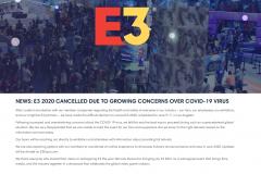 GDC、E3被迫接连取消,这会给游戏行业带来什么影响?