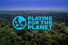 原创 | 天美加入联合国「玩游戏,救地球」联盟,游戏如何为环保发声?