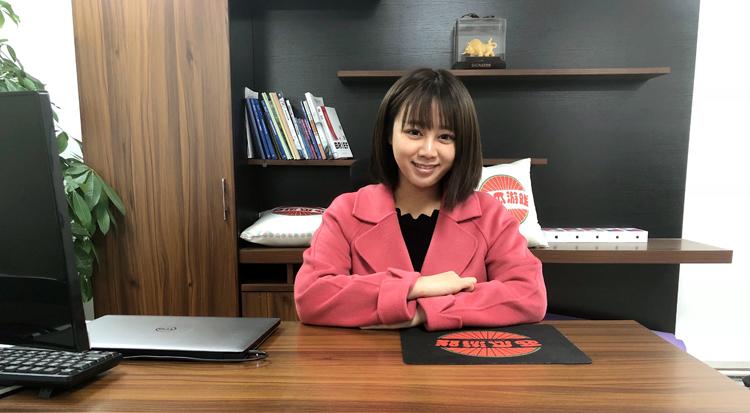 """西瓜游戏谢慧欣——一位让你""""意想不到""""的90后美女CEO"""