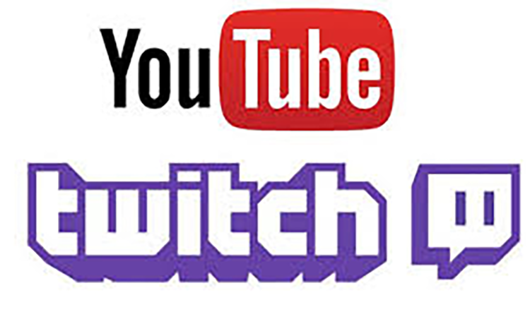 游戏直播哪家强?Twitch观众更多,YouTube更适合移动游戏