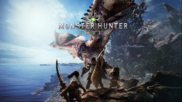 PC版已超预期,《怪物猎人:世界》拿下美国8月最畅销游戏排行榜第2